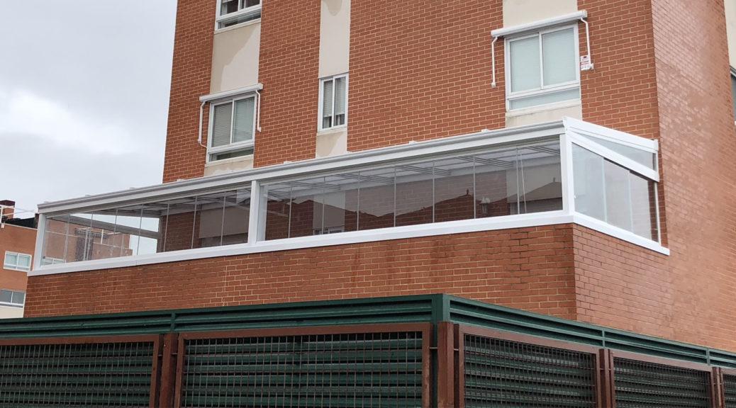 Instalación de Techo Móvil en Torrejón de Ardoz